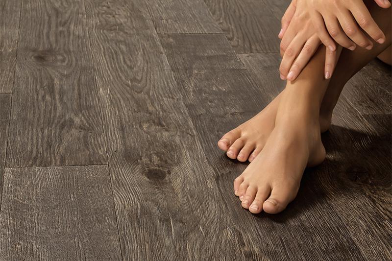 parquet piedi